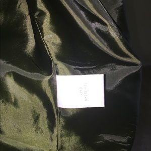 Dress Barn Skirts - Women's Green Skirt Suit